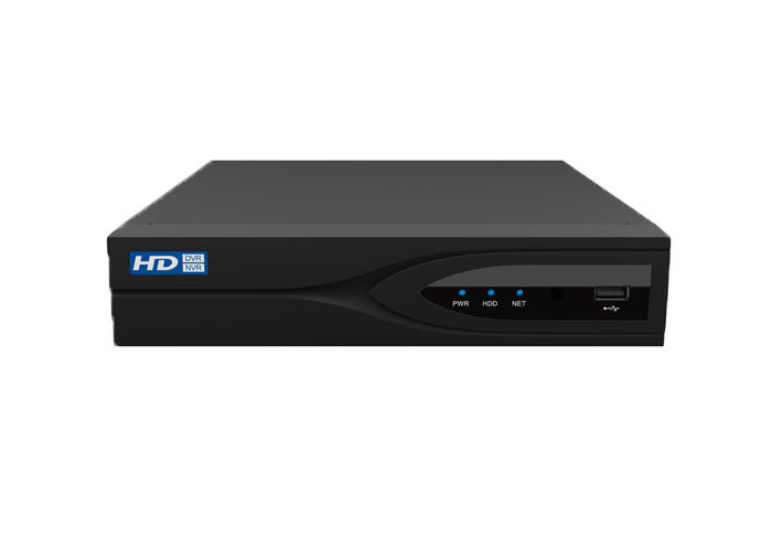 POE HD CCTV Nvr Net Video Recorder 16CH H.265 Embedded Linux System operacyjny