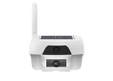 720P Solar Powered WiFi Surveillance Camera Cloud Storage Wykrywanie PIR
